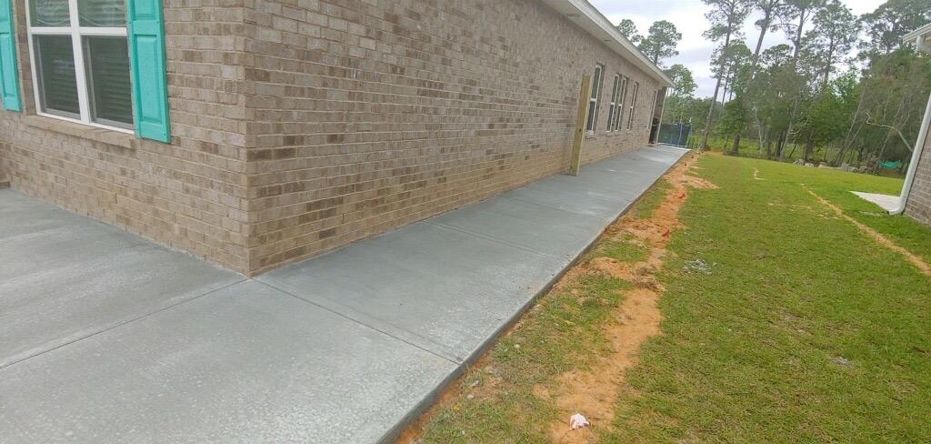 southwest houston concrete sidewalk