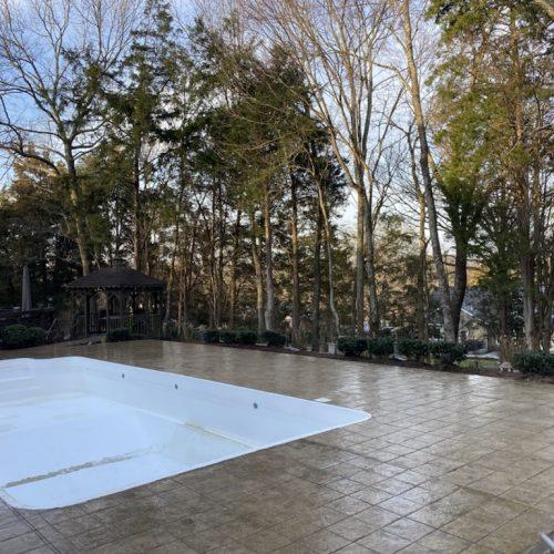 pool decks in houston